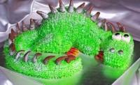 Новогодний торт Дракон