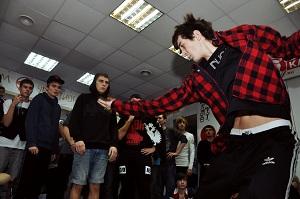 Танцы в Щелково