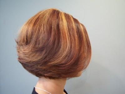Цвет волос: мода 2011 года