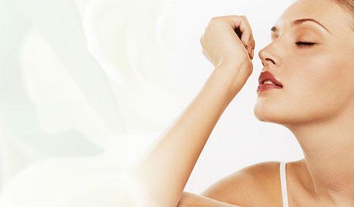 Запах тела женщины – тайный язык общения