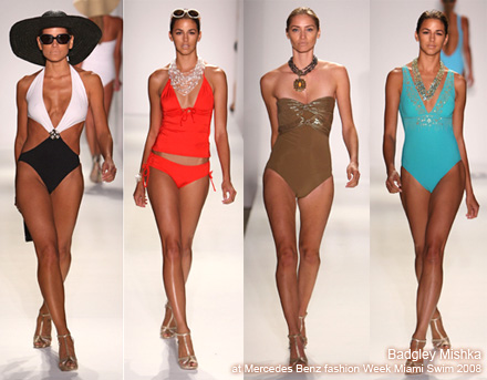 Пляжная мода 2011