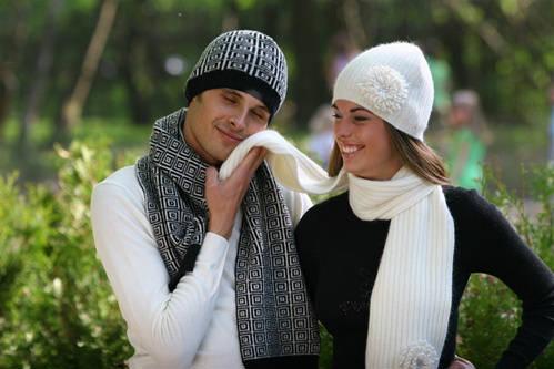 Шарфы, платки, палантины: мода сезона Зима 2010-2011