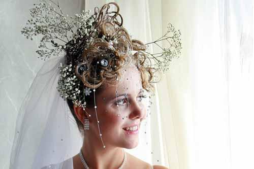 Прически на свадьбу: несколько советов стилиста